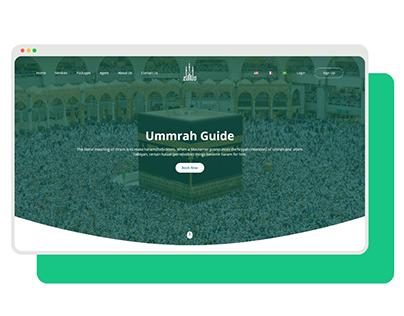 Alzuhud Travel Booking Platform