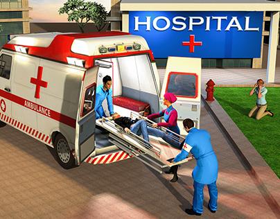 Ambulance Mobile Game