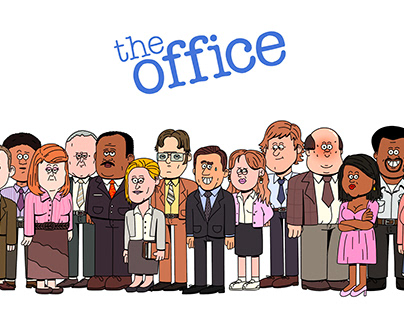 The Office Animated Show