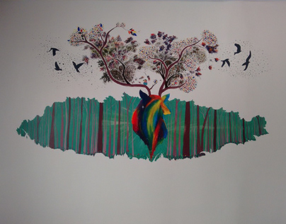 Pinturas em Paredes / Paintings on Walls