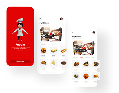 Cooking Mobile App