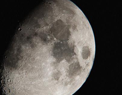 Moon CGI