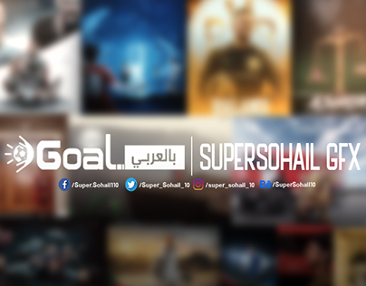MY WORK WITH GOAL ARABY WEBSITE..❤