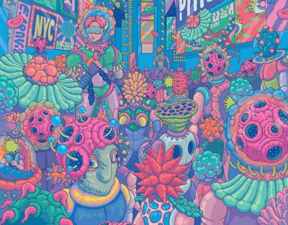 2018 Artwork