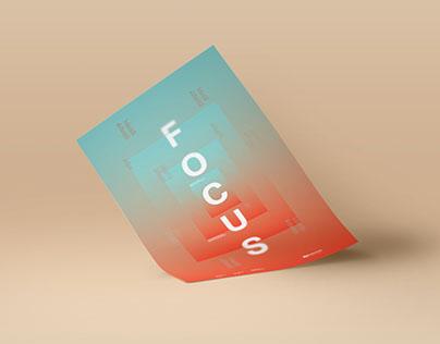 Focus: The Design School Graduation Exhibition