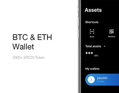 BitBill 2.0 - BTC & ETH Wallet