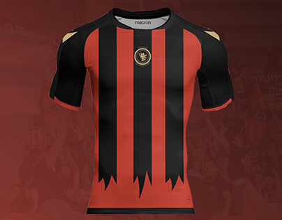 Foggia Calcio | THE UNOFFICIAL 100 YEARS KIT