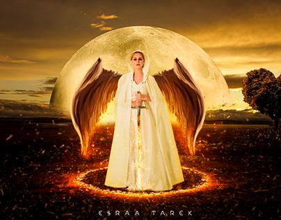 Burning angel manipulation