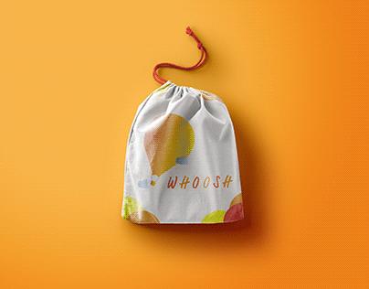WHOOSH! - Brand Identity