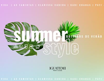 Summer Style Iguatemi Porto Alegre