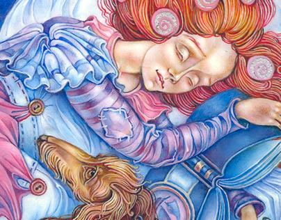 Сны детства. Dreams of childhood