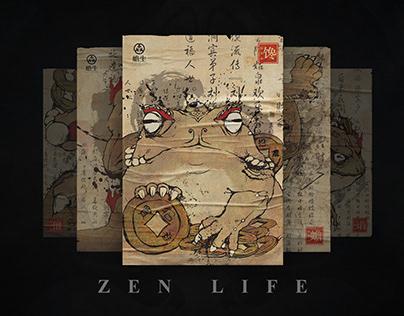 Zen Life | Branding