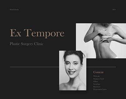 ExTempore - Visual Identity