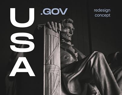 United States government website redesign