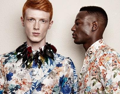 Vogue Italia - textile design
