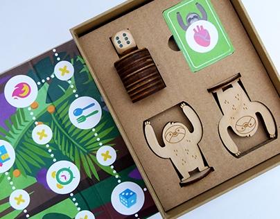 TinyHabitat - Board game