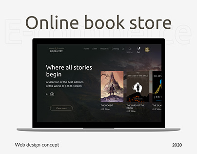 BookCity - online book store of foreign literature