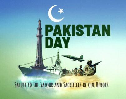 Pakistan day post for KSBL
