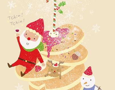 French Xmas Sweet/法式聖誕