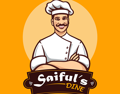 Logo Design [Saiful's Dine]