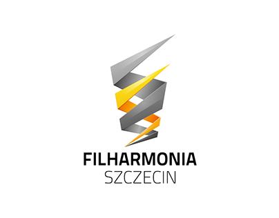 Filharmonia Szczecin - Logo + Identity 2014