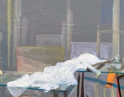 Model in Artspace