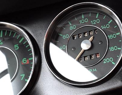 Porsche 912 - Instagram video