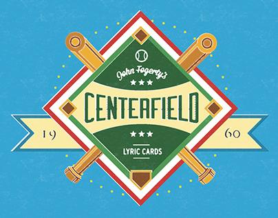Centerfield Lyric Book