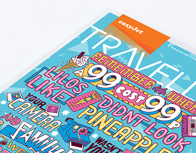 Easy Jet Traveller Magazine