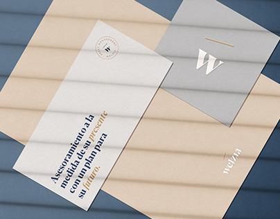 Welzia / Branding & Web