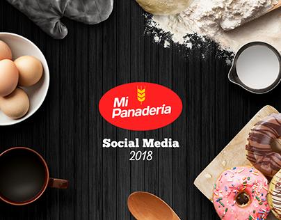 Mi Panadería | Social Media