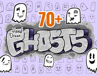 70+ Ghoulish Ghosts