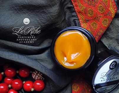 Le Riche Naturals Branding, Design & Art Direction