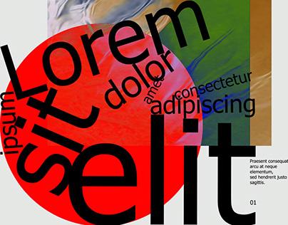 Lorem Ipsum - Animated Poster