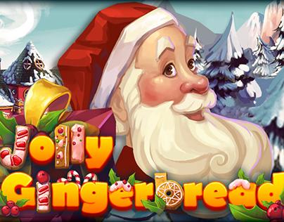 Jolly Gingerbread