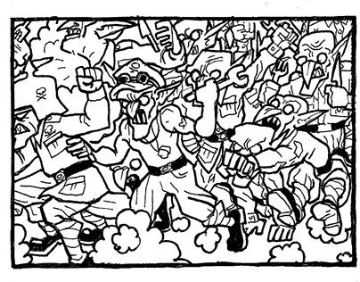 Wielka Wojna Goblinów - Great Goblins War