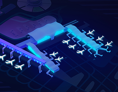 Airport Visualization Decision Platform