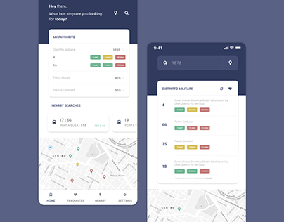 Torino GTT App Redesign