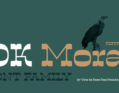 OK Moral Font Family