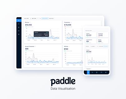 Paddle Data Visualisation