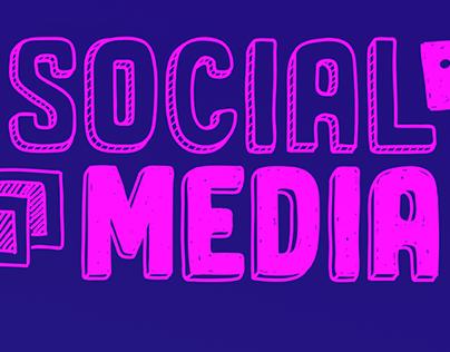 Direção de arte // Social Media // Redes Sociais