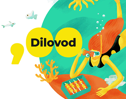 Dilovod branding