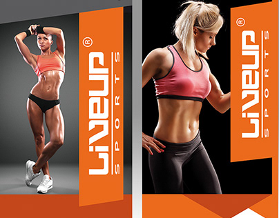 LiveUp Sports - Banners