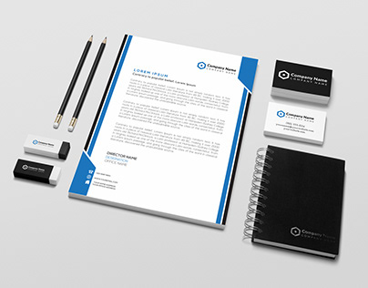 COVER LATTER AND BRAND STATIONERY VOL-3