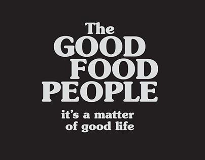 The Good Food People