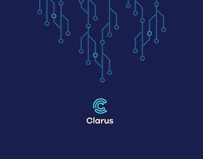 Clarus Website and Branding