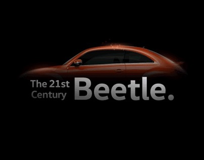 Volkswagen Beetle 2016 Teaser