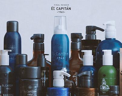 El Capitán 1963 - 3D Product Vis