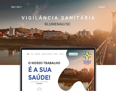 Institutional Project - Vigilância Sanitária