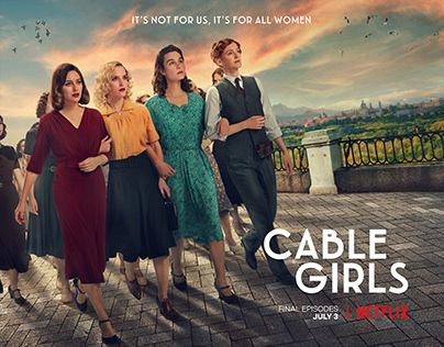 Netflix - Cable Girls